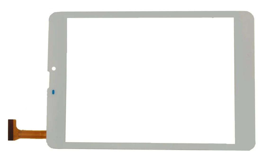 Сенсор (Тачскрин) для планшета YTG-C80010-F1 (198х133мм, 40pin)(Белый)
