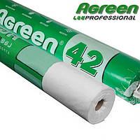 Агроволокно AGREEN плотность 42г/м2  ширина 3,2 м, 100м белый