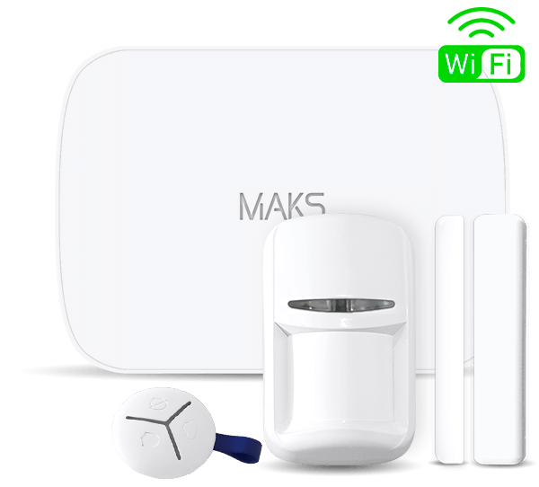 Комплект MAKS PRO WiFi S