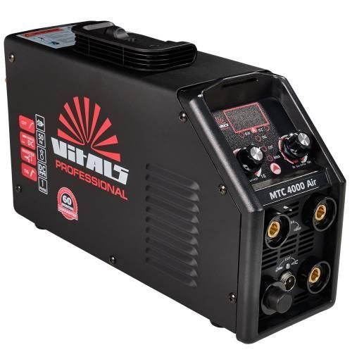 Сварочный аппарат инвертор Vitals Professional MTC 4000 Air для плазменной сварки и резки