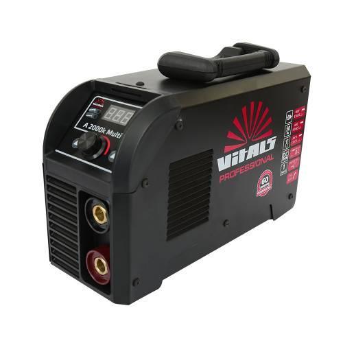 Сварочный аппарат инвертор Vitals Professional A 2000k Multi Pro