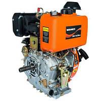 Двигатель дизельный внутреннего сгорания Vitals DM 10.5kne четырехтактный 10,5 л.с