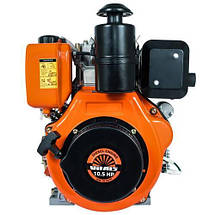 Двигун дизельний Vitals DM 10.5 sne, фото 2
