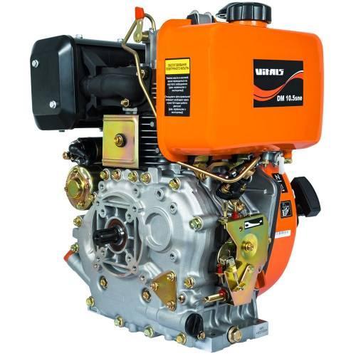 Двигун дизельний Vitals DM 10.5 sne