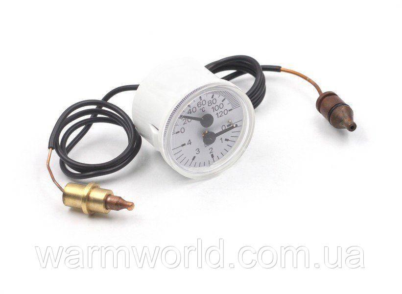8707208009 Манометр для ZW23-1 KE/AE Bosch, Junkers