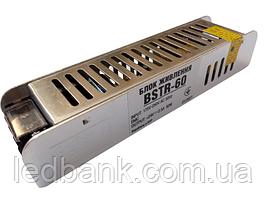 Блок питания 24В 60 Вт BSTR-60-24 2.5A IP20