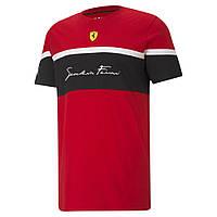 Мужская футболка Puma Scuderia Ferrari Race XTG(Артикул:59981202)