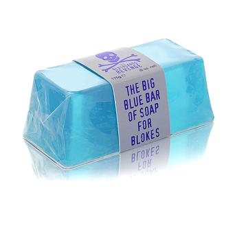 Туалетное мыло The Bluebeards Revenge Big Blue Bar Of Soap 175г