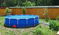 Каркасний басейн+фільтр+насос Польща/Басейн 305*76 см BESTWAY