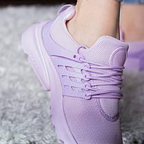 Кроссовки женские Fashion Qaylie 2700 41 размер 26 см Фиолетовый, фото 3