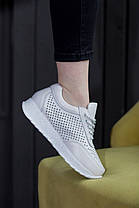 Кросівки жіночі Fashion Xiao 2671 39 розмір 24,5 см Білий, фото 2