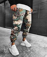 Мужские спортивные штаны милитари, фото 1