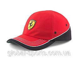 Кепка Puma Scuderia Ferrari Baseball Cap (Артикул:02320001)