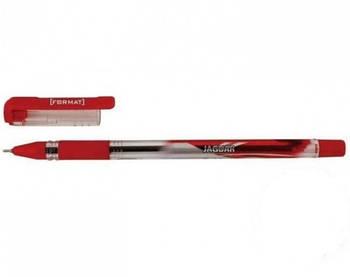 Ручка масляная FORMAT JAGUAR 0,7 мм, пишет синим(F17149-02)