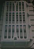 Чугунный ливнеприемник 800х400, фото 2