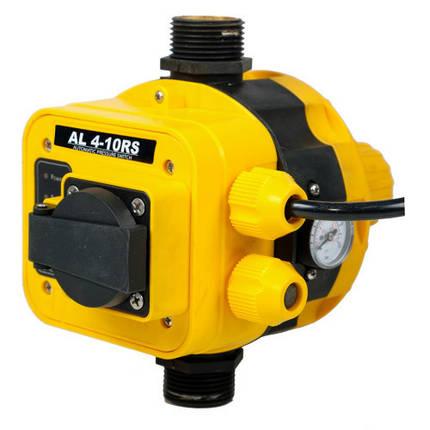 Контроллер давления воды автоматический Vitals aqua AL 4-10rs, фото 2