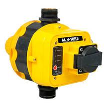 Контроллер давления воды автоматический Vitals aqua AL 4-10rs, фото 3