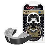 Капа OPRO Gold Series Black / Pearl (art.002193001)