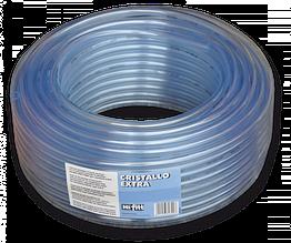 Шланг прозорий игелитовый, CRISTALLO EXTRA, 8*2 мм, IGCE08*12/50