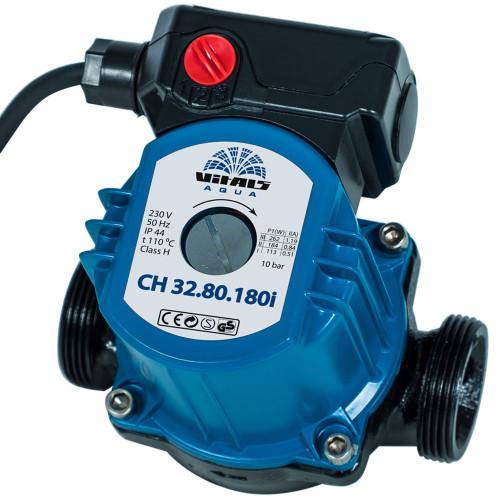 Насос циркуляционный для отопления Vitals Aqua CH 32.80.180i