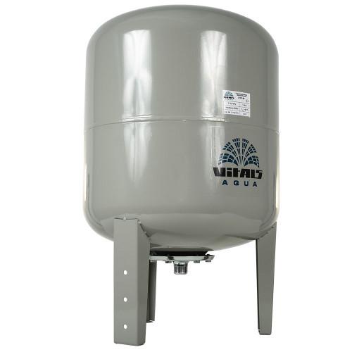 Гідроакумулятор вертикальний 80л Vitals aqua UTV 80
