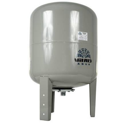 Гідроакумулятор вертикальний 80л Vitals aqua UTV 80, фото 2
