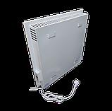 Керамічний біо-конвектор UKROP БІО-К 1000 ВТ 3-х контурний, обігрів до 22 кв. м., фото 3