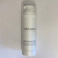 Зволожуючий денний крем з колагеном і еластином Demax Moisturizing Cream 250мл