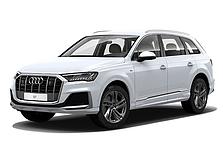 Защита двигателя на Audi Q8 (c 2018--)