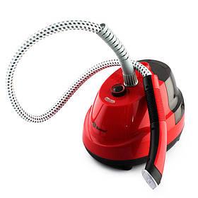Вертикальний відпарювач Domotec MS 5353 2000Вт (Червоний)