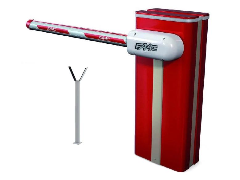 Автоматичний шлагбаум FAAC B680H Rapid WINTER -40°C стріла 5,3 м
