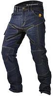 Мотоджинсы з захистом і дощовиком Trilobite 1663 Probut X-Factor чоловічі сині, 36