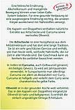 Харчова добавка Doppelherz Artichoke + Olive Oil + Turmeric, фото 4