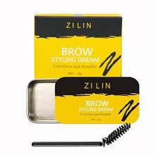 Мыло для бровей ZILIN Brow Styling Cream, 10g