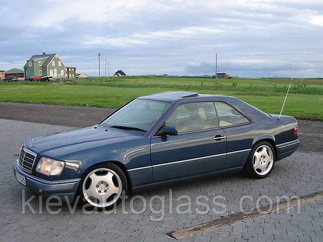 Лобовое стекло на MERCEDES W124 купе