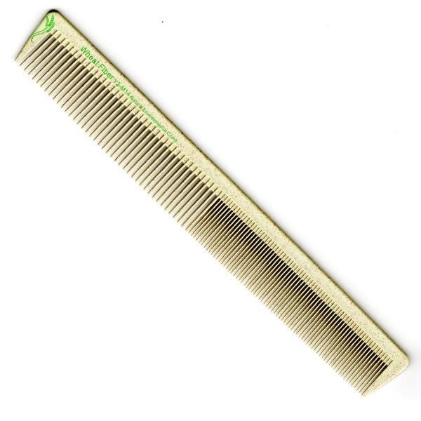 Расческа планка для волос Wheat Fiber Natural 21,5 см. (Y2-M14)