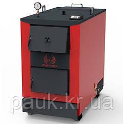 Котел на твердом топливе 50 кВт Retra Light Plus, бытовой отопительный котел