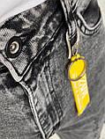 Сірі джинси МОМ, фото 5