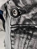 Сірі джинси МОМ, фото 4