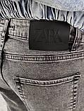 Сірі джинси МОМ, фото 7