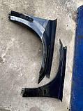 Крыло правое переднее крылья Mercedes GL X164 крило крила Мерседес ГЛ 164, фото 2