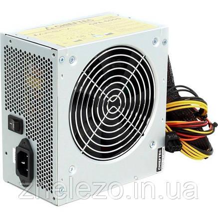 Блок живлення Chieftec GPA-600S; ATX 2.3, APFC, 12cm fan, ККД >80%, bulk, фото 2