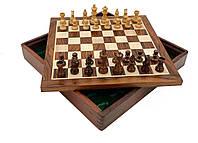 "Дорожный набор Italfama ""Staunton"" (шахматы, шашки, нарды)"