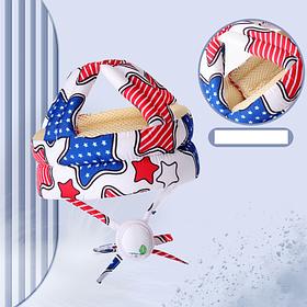 Шлем на голову для детей с защитой для подбородка