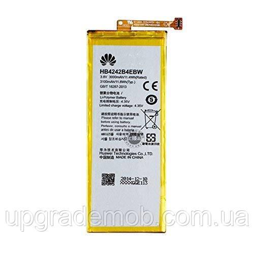 Аккумулятор акб батарея HB4242B4EBW Huawei Honor 4X/Honor 6/Honor 7i/Shot X 3000 mAh
