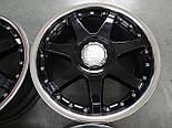 """Диски 17"""" BBS RT 700 Двух составные черные, фото 4"""