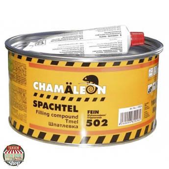 Шпатлевка отделочная мелкозернистая Chamaleon Fein 502, 1 кг