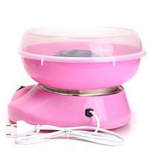 Комплект: Миксер для сливок-капучинатор FUKE Mini Creamer + Аппарат для сладкой ваты Cotton Candy Maker, фото 2