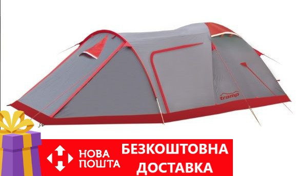 Палатка Tramp Cave 3 V2 (TRT-021)