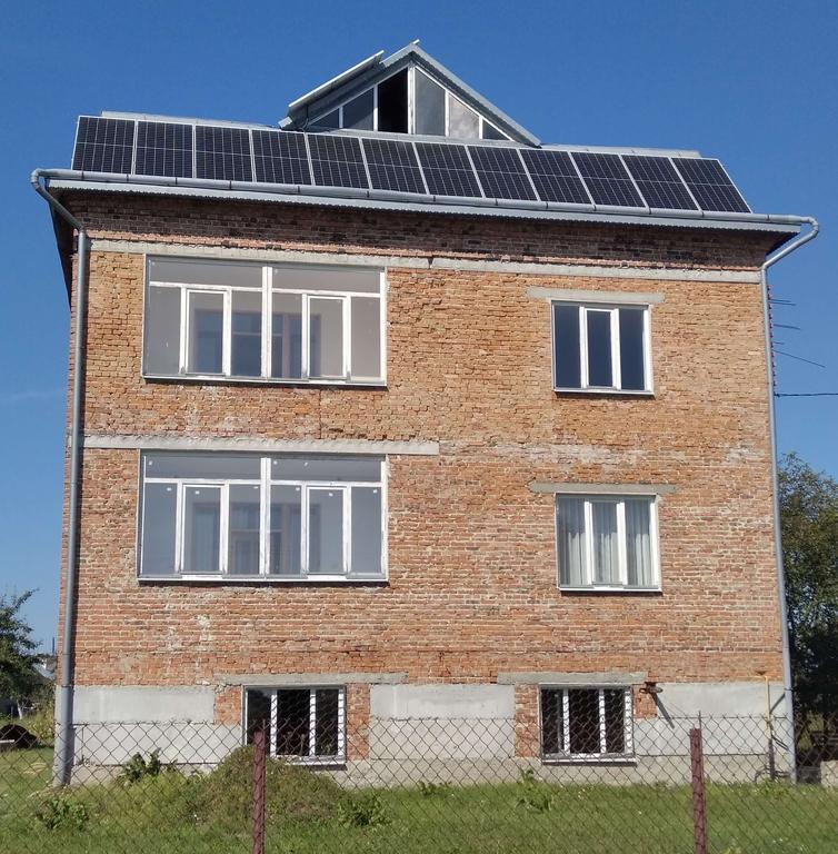 Встановлення сонячної електростанції 17 кВт село Нежухів